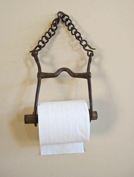 Awesome Ob Ihre Vorliebe ber oder unter ist diese repurposed Bad WC Papierrollenhalter wirklich anders