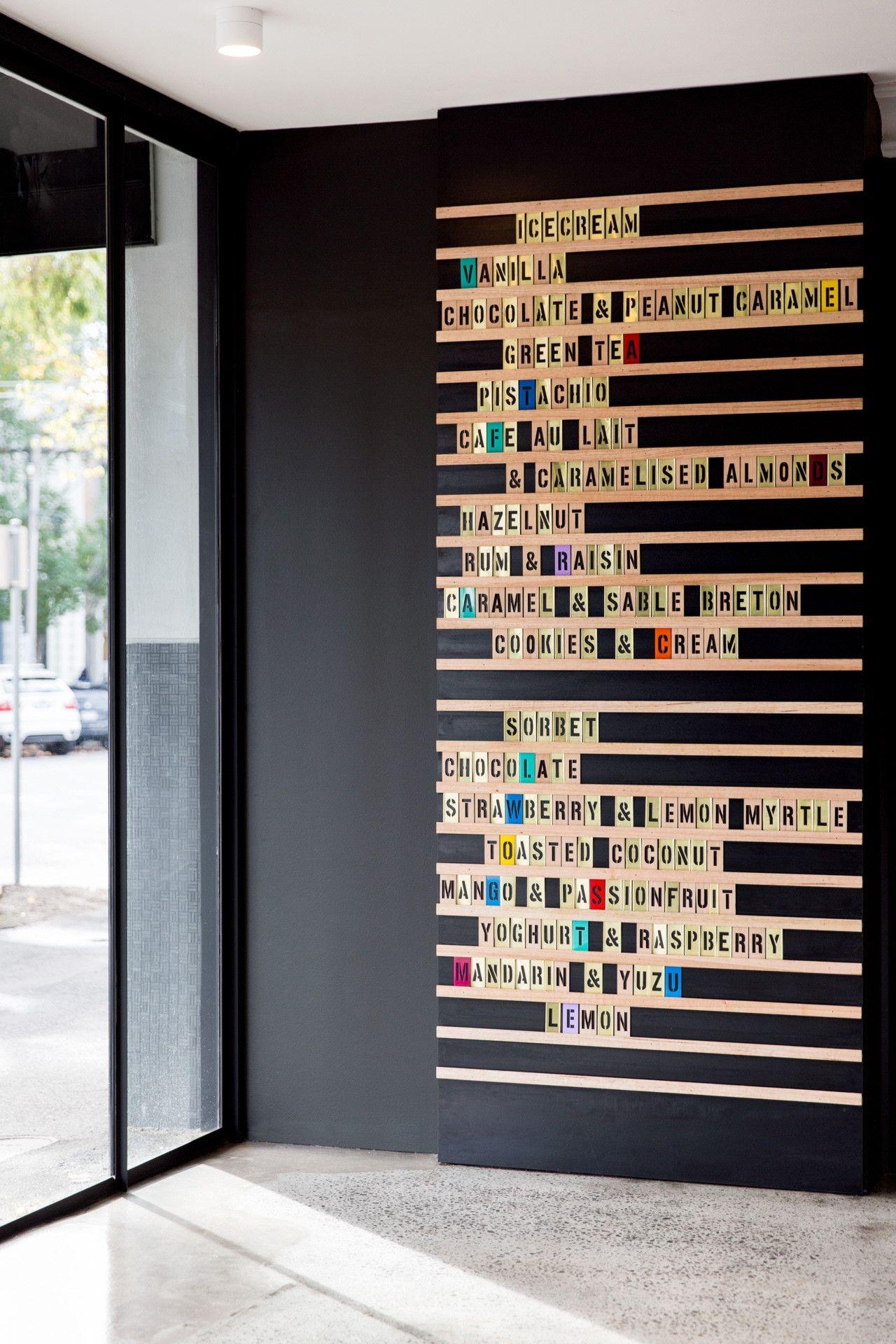 A European style dessert bar opens in Melbourne - Vogue Living ...