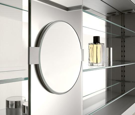 Badspiegel für jeden Stil Innere Werte Spiegelschrank \