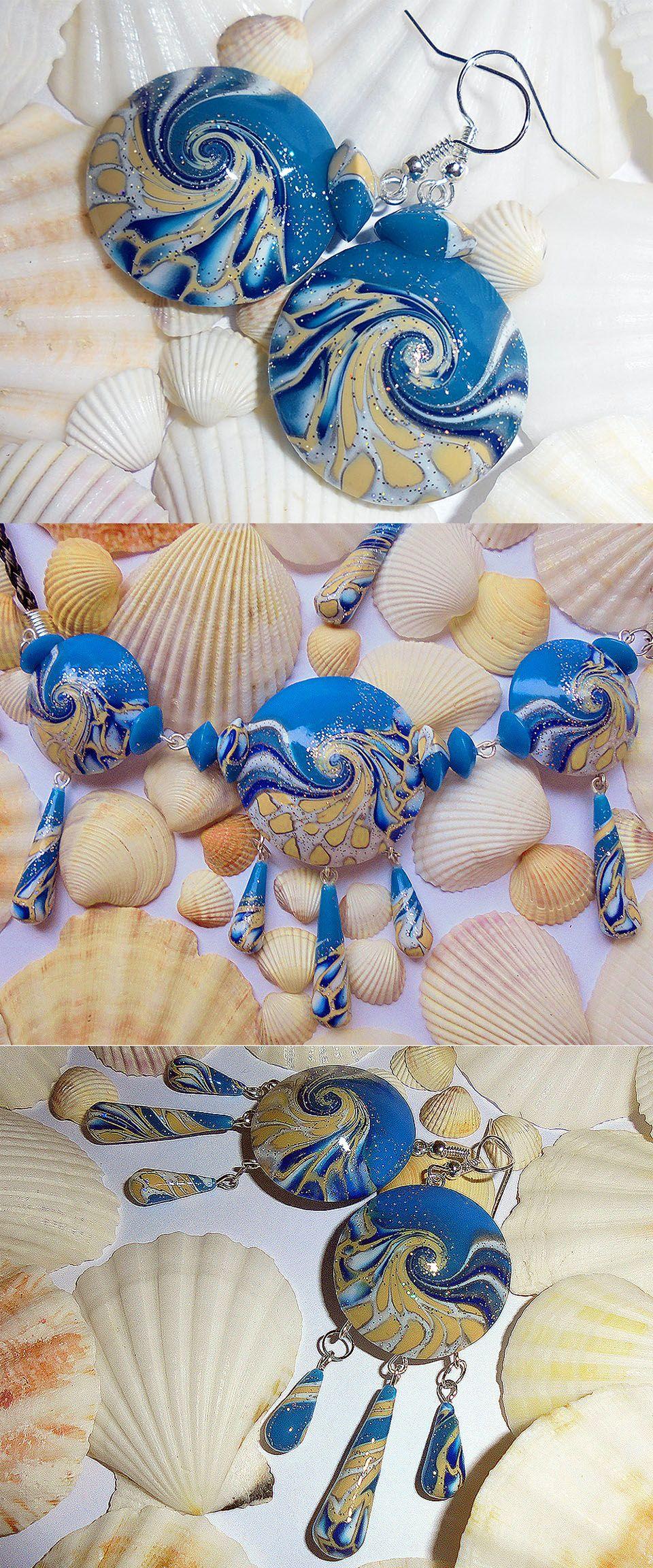 Earrings tutorial jewelry tutorial tutorial polymer clay