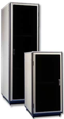 cruxial rs server racks with plexi