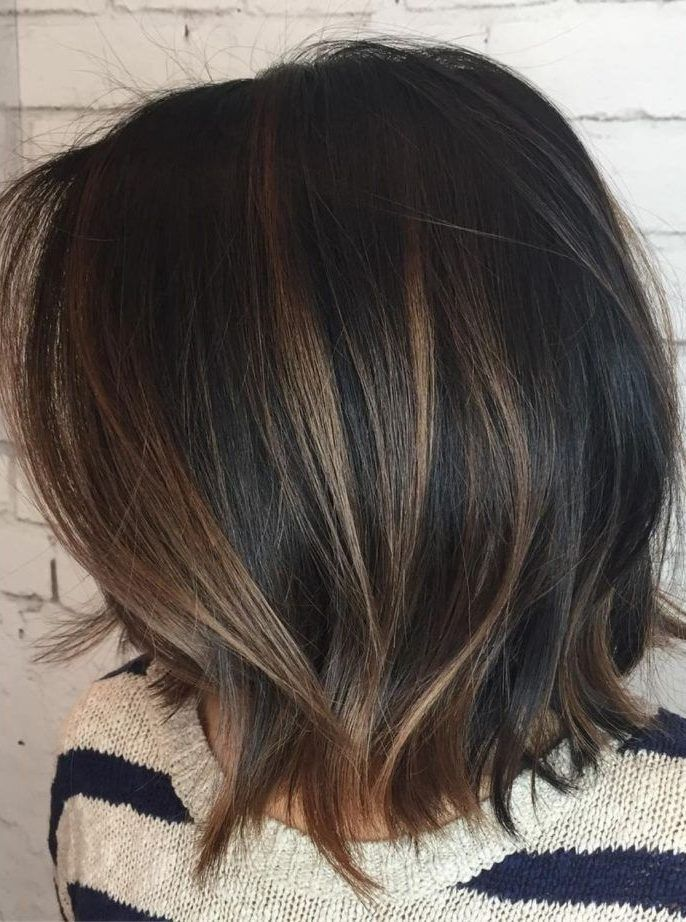 28 Latest Balayage Hair Color Ideas For Short Hair Latest Hair Colors Short Hair Balayage Short Hair Color Hair Inspiration Color