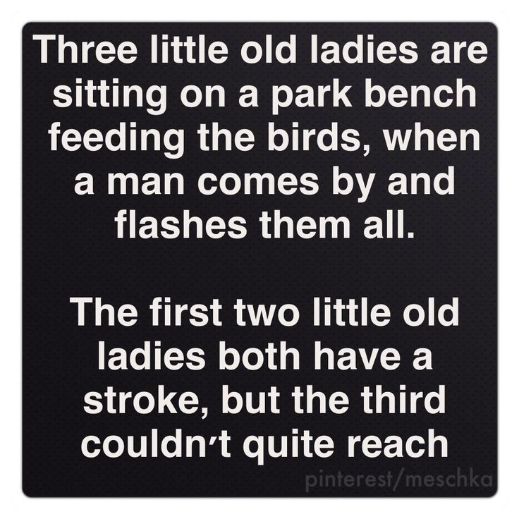 Stroke... Funny confessions, Old lady humor, Funny laugh