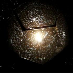 Diy romantic star projector ceilings walls and lights this star projector project a map of the heavens onto your ceiling and walls with thousands of stars in random order mozeypictures Choice Image