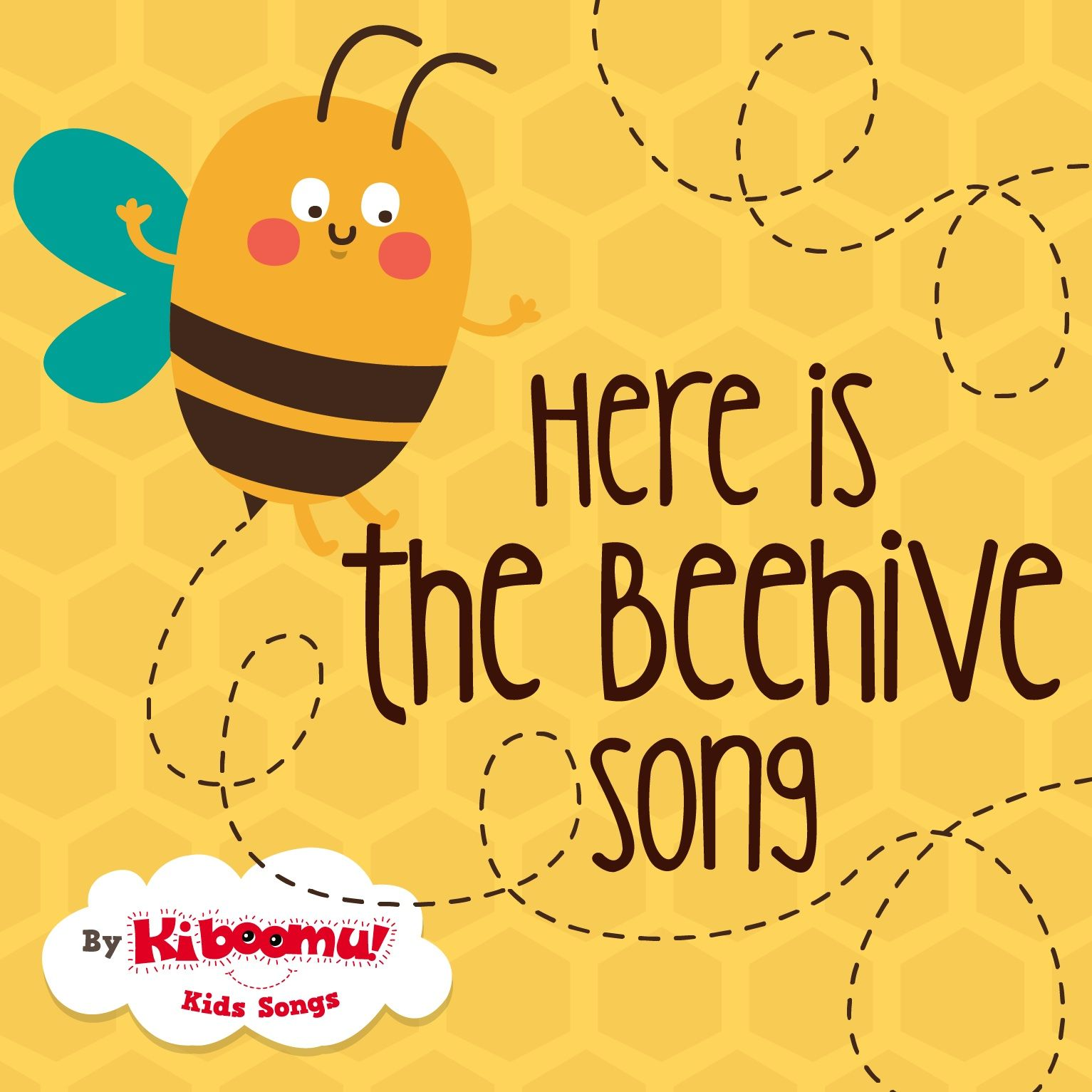 Let S Count With Here Is The Beehive But Where Are The