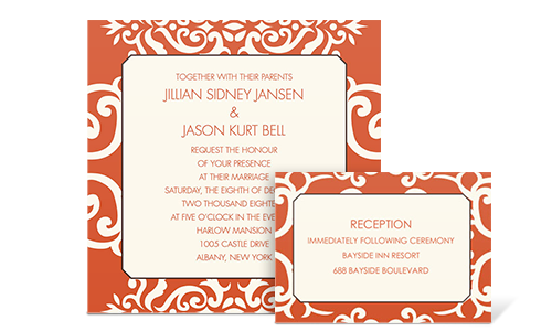 spanish invitations google search - Wedding Invitation Rsvp Wording