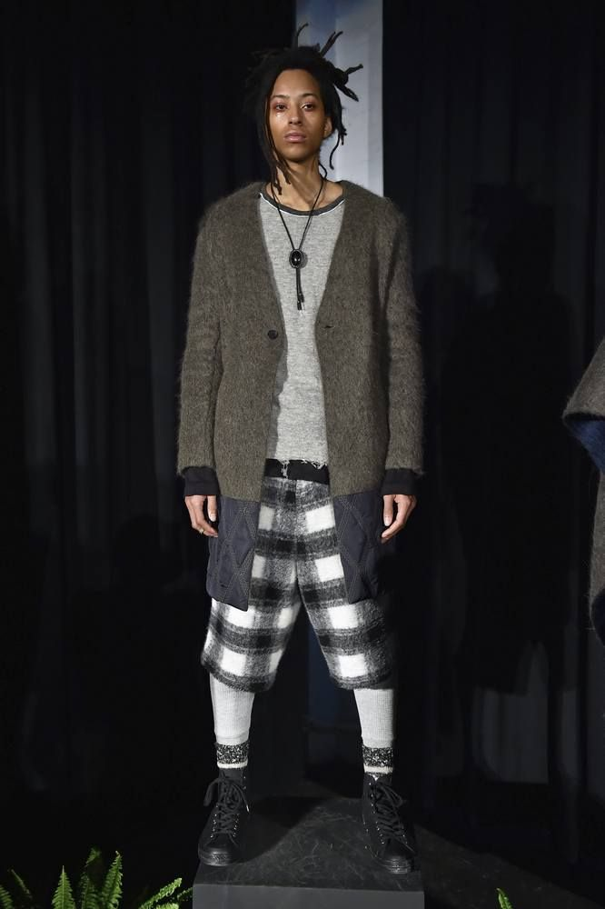 CWST Fall/Winter 2016/17 - New York Fashion Week Men's