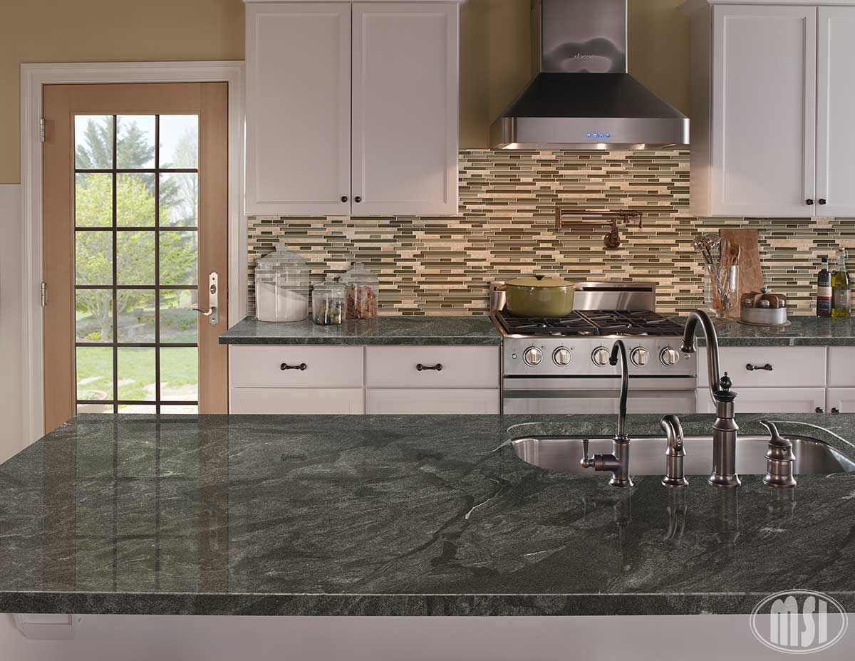 Virginia Mist Granite Honed Or Polished With Images