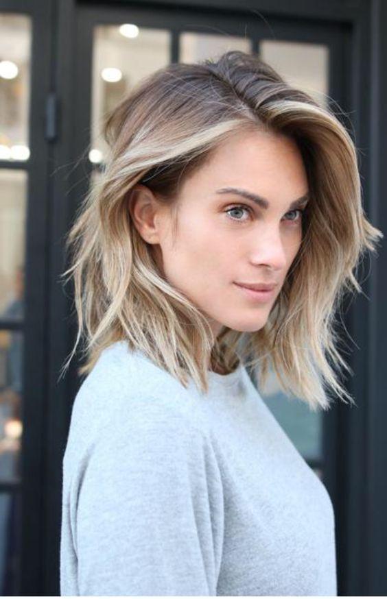 Hairstyles For Tall Women Medium Length Hair Styles Short Straight Hair Medium Hair Styles For Women