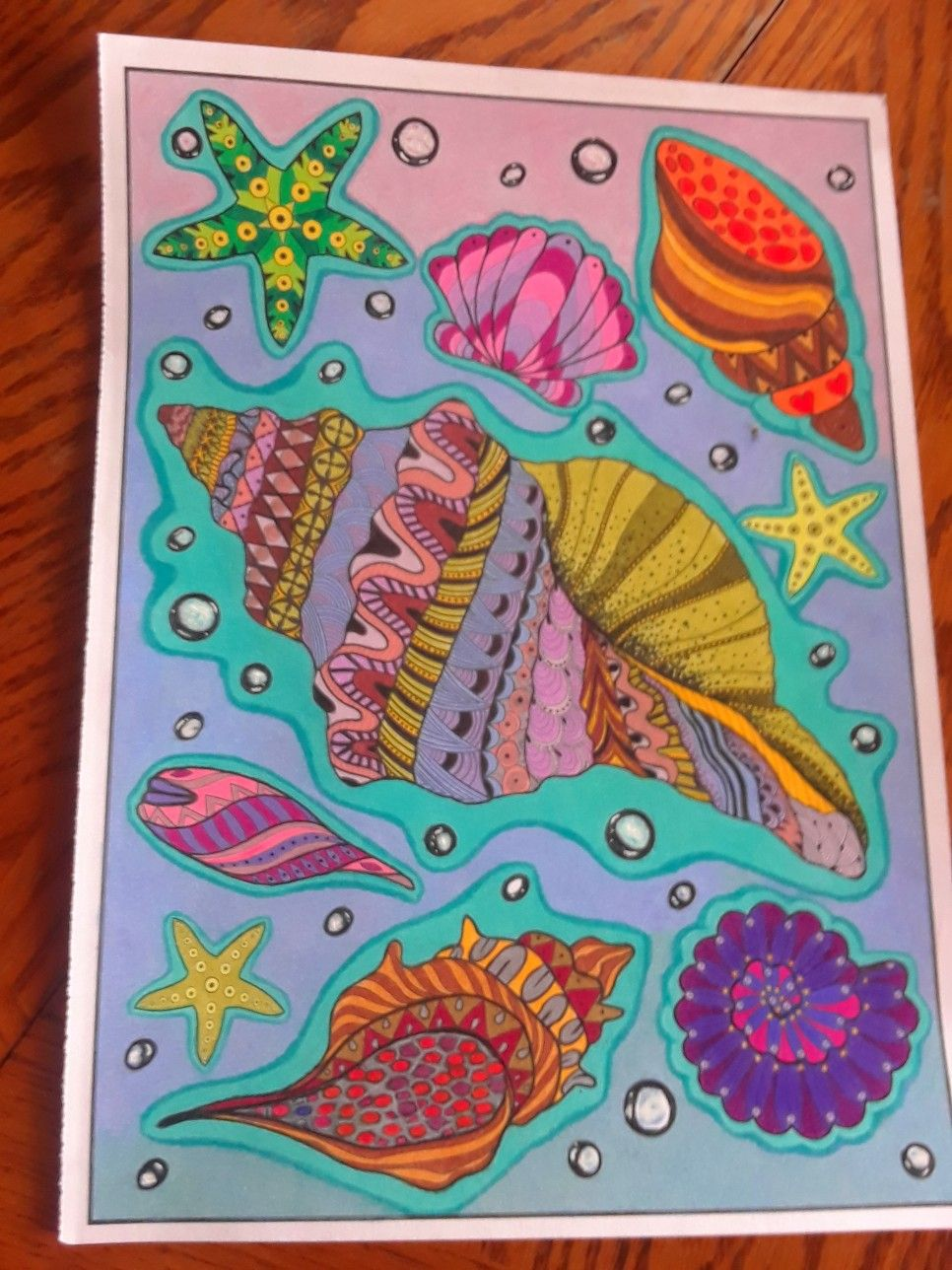Timeless Creations: Splash of Color: by Donna Kay | coloring books ...
