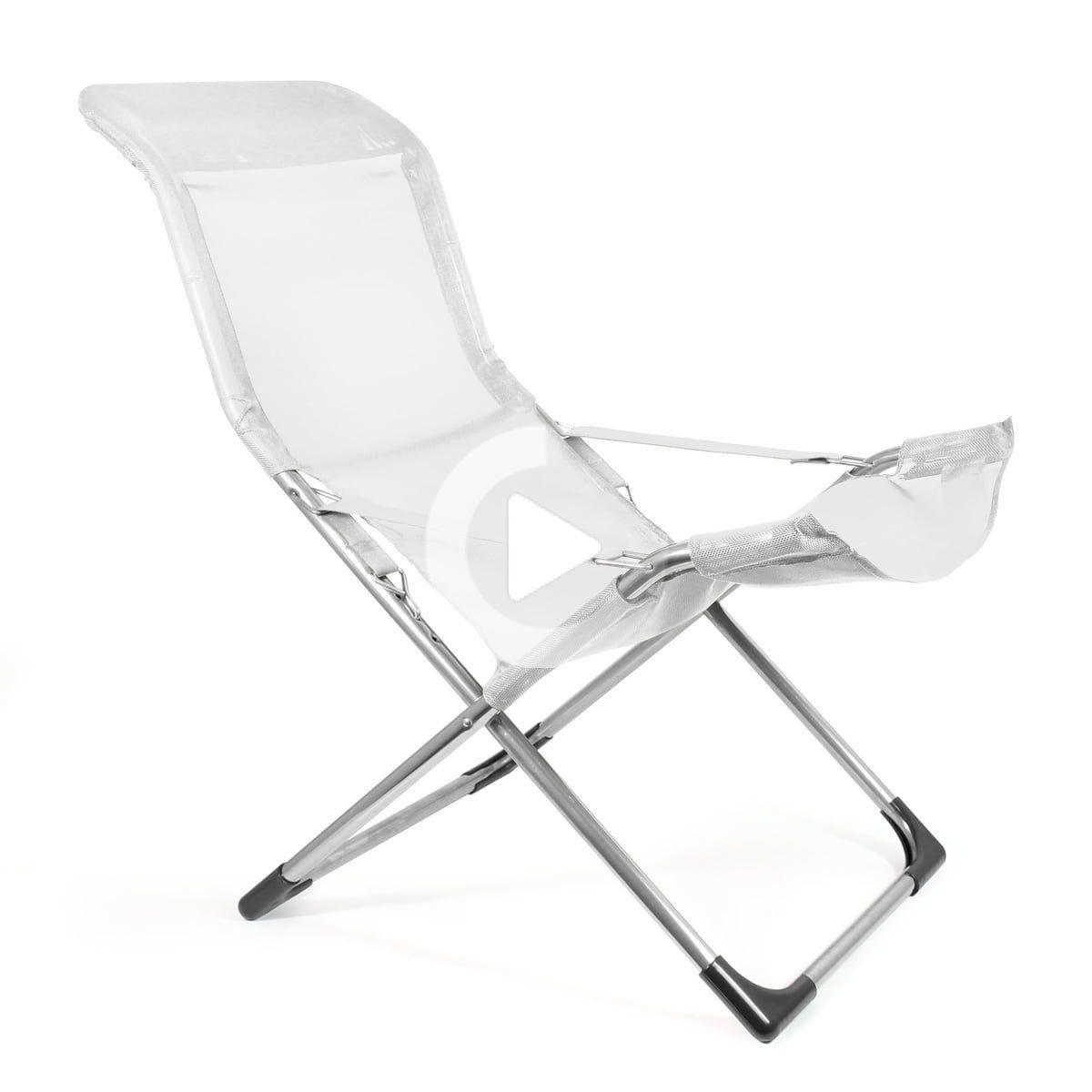 Fiam Fiesta Sessel Aluminium Weiss In 2020 Outdoor Chairs Chair Aluminum