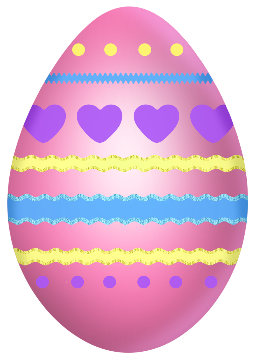 Easter Pink Egg With Hearts Png Clipart Picture Easter Pictures Easter Wallpaper Easter Art