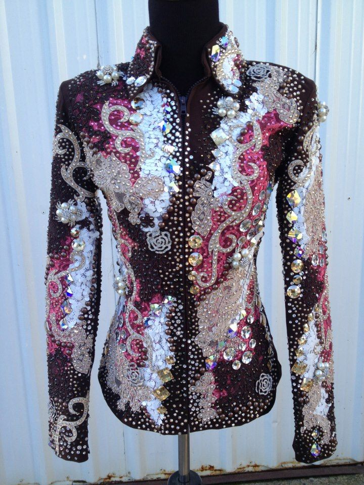 Western pleasure clothes you