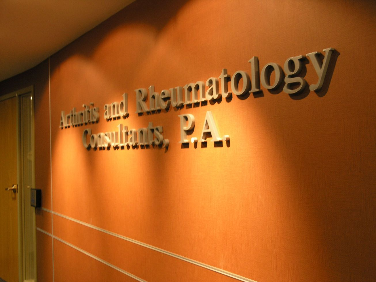 Arthritis rheumatology home page neon signs signs