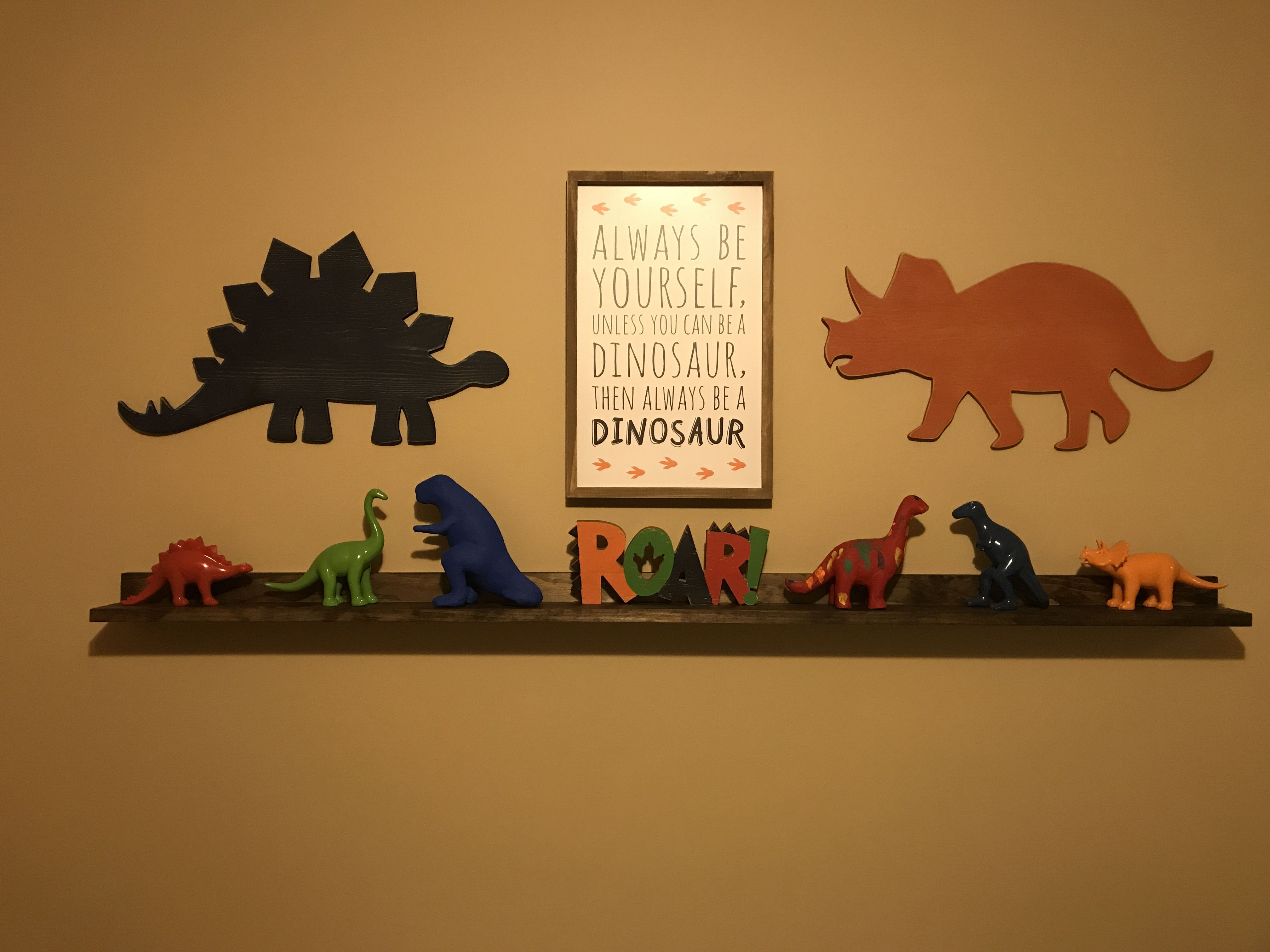 Thank You Hobby Lobby Dinosaur Room Complete