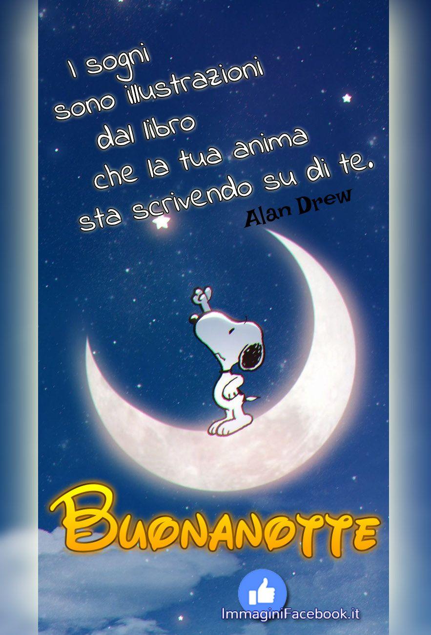 Immagini Nuove Buonanotte Snoopy Buonanotte Snoopy Buona Notte