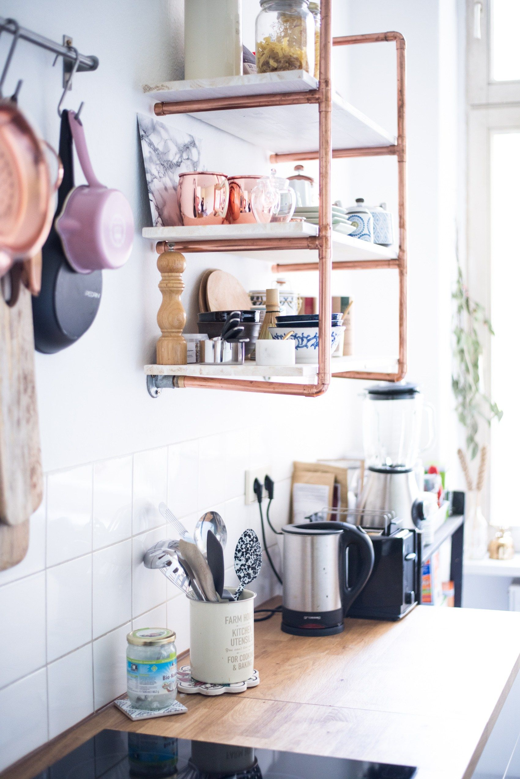 10 low budget interior tips for your kitchen Haus umbau