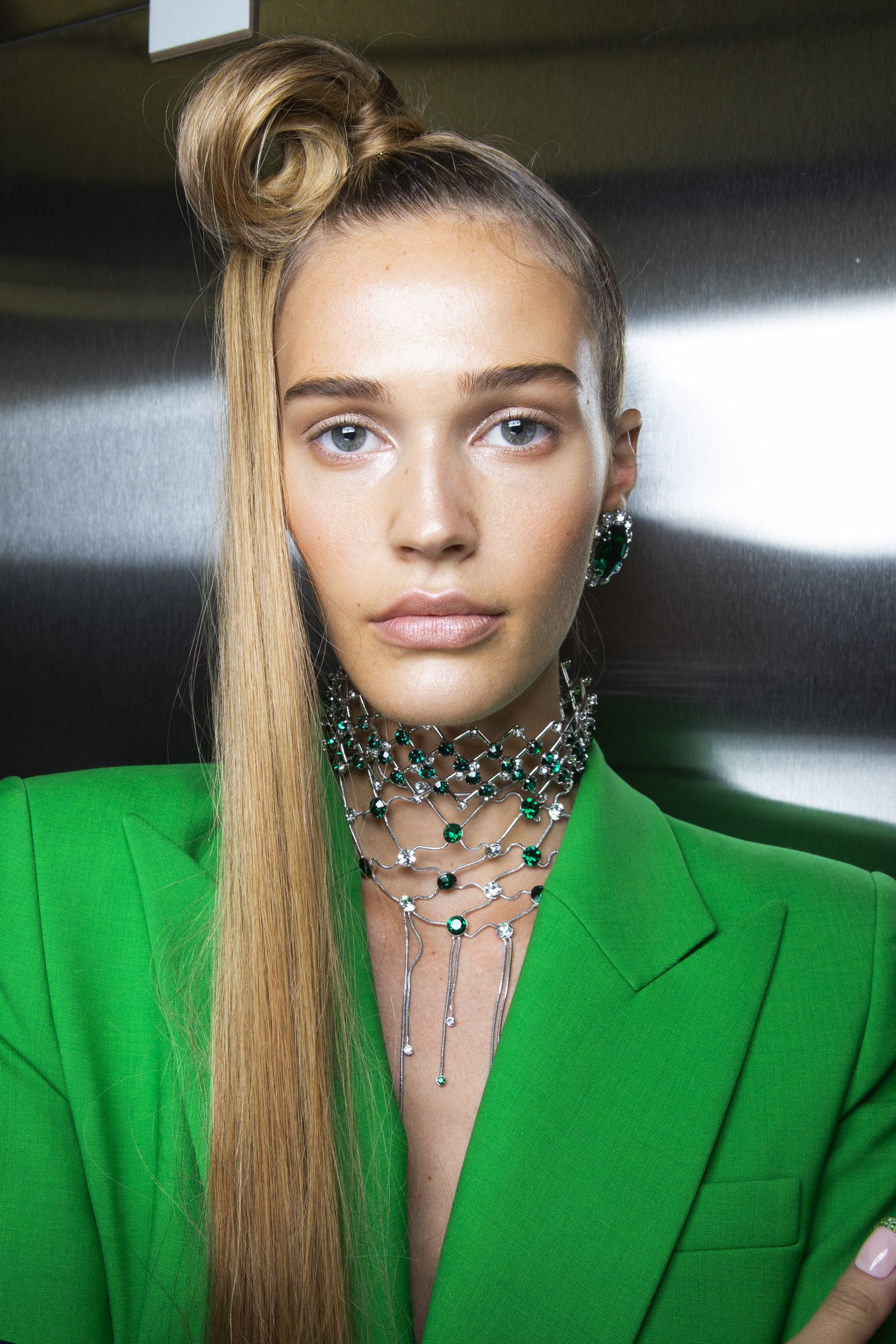 the best hair looks from spring 2019 fashion week