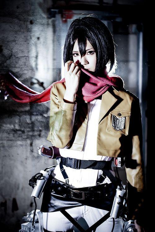 Mikasa [Attack on Titan]