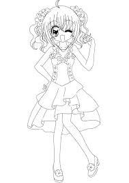 Kilari Avec Petite Robe Desenhos Para Colorir Desenhos Colorir