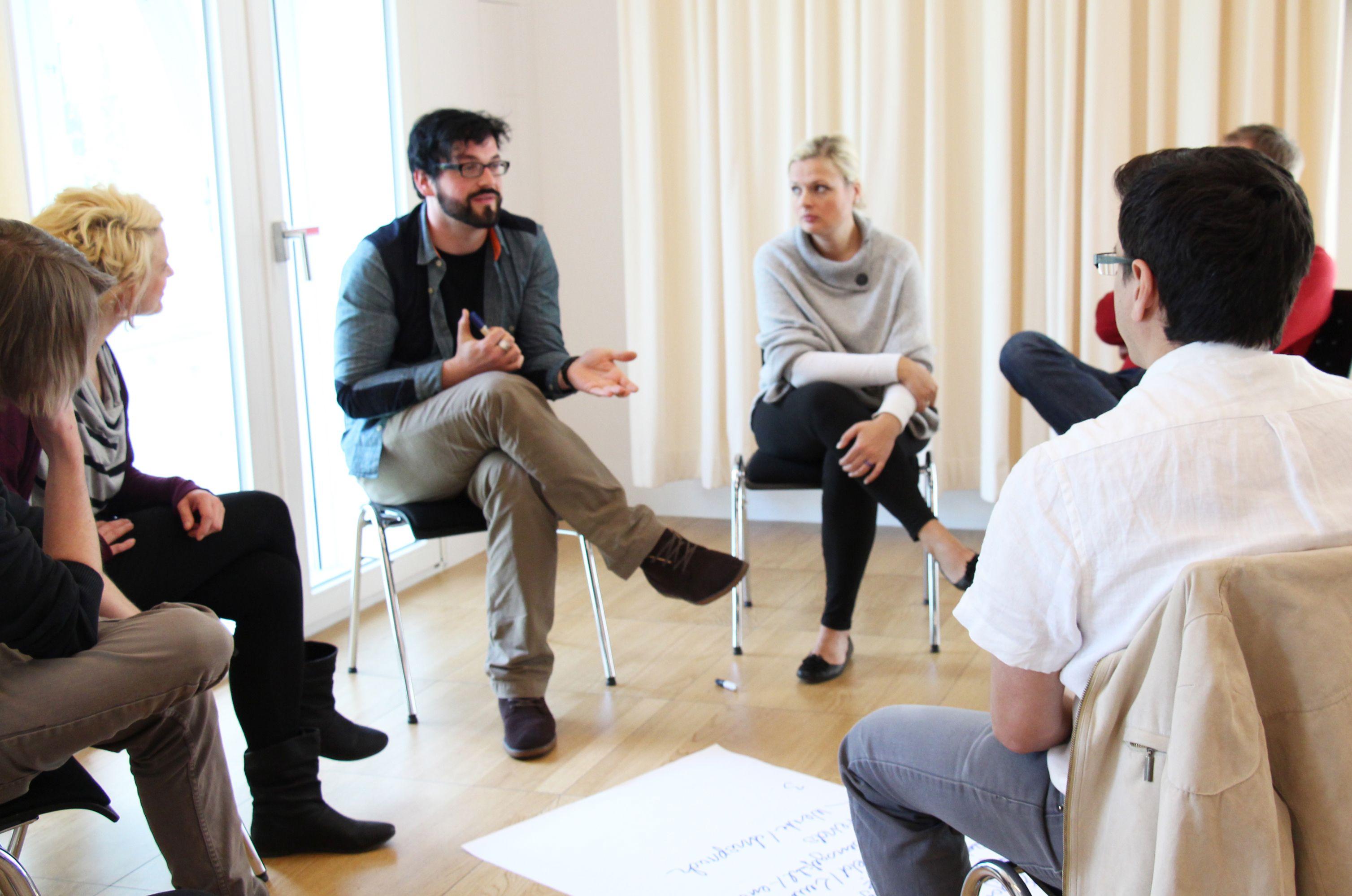 "DigiMediaL_musik Zertifikatskurs ""Strategisches Marketing im Social Web"" (Expertenforum am 14.05.2013)"