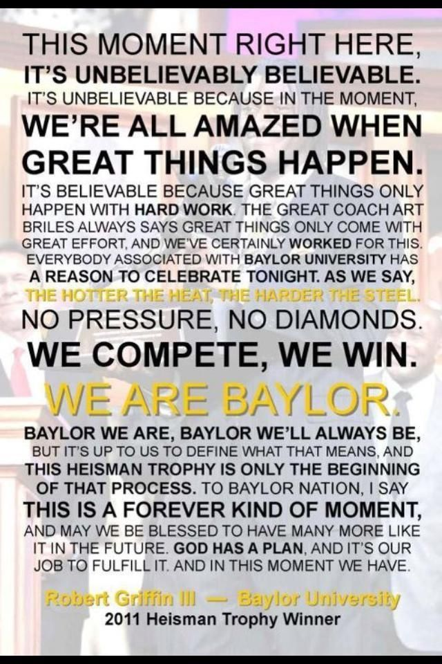 e76d6eda We are #Baylor.