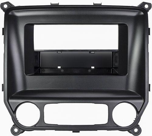 Scosche – Dash Kit for Select Chevrolet Silverado Vehicles – Black