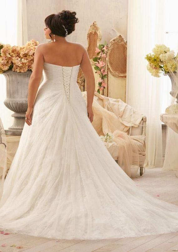 Curvy Wedding Dress of the Week} Mori Lee ~ Julietta Spring 2014 ...