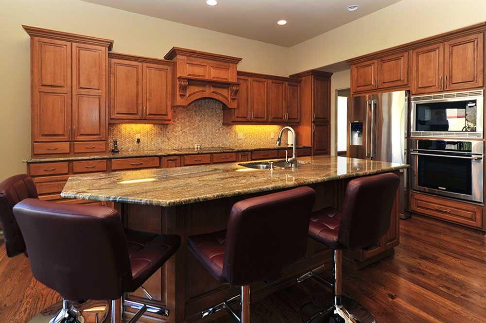Amazing Stanisci Wood Range Hood (MAC Series) In Colorado Creative Cabinetry Kitchen