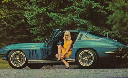 Chevrolet Corvette Sting Ray - Archived Road Test