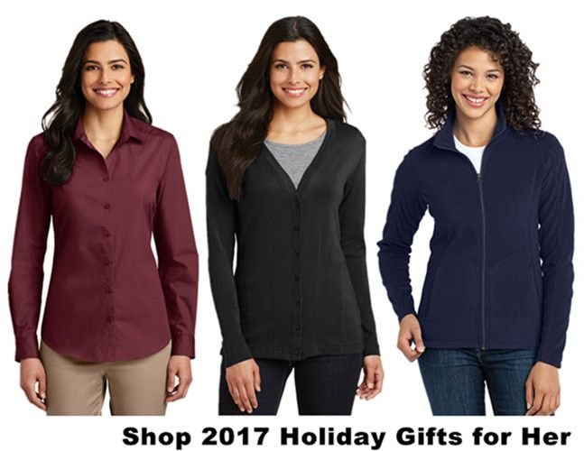 2017 Holiday Gifts Guide Port Authority Womens Fashion