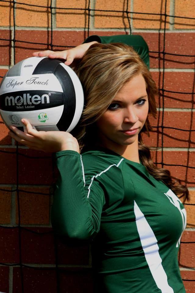 Senior Volleyball Pose | Senior Poses | Pinterest ...