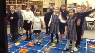 Songs for Letters and Sounds, via YouTube.