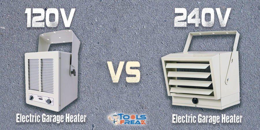 120v Vs 220v Electric Garage Heater Garage Heater Electric