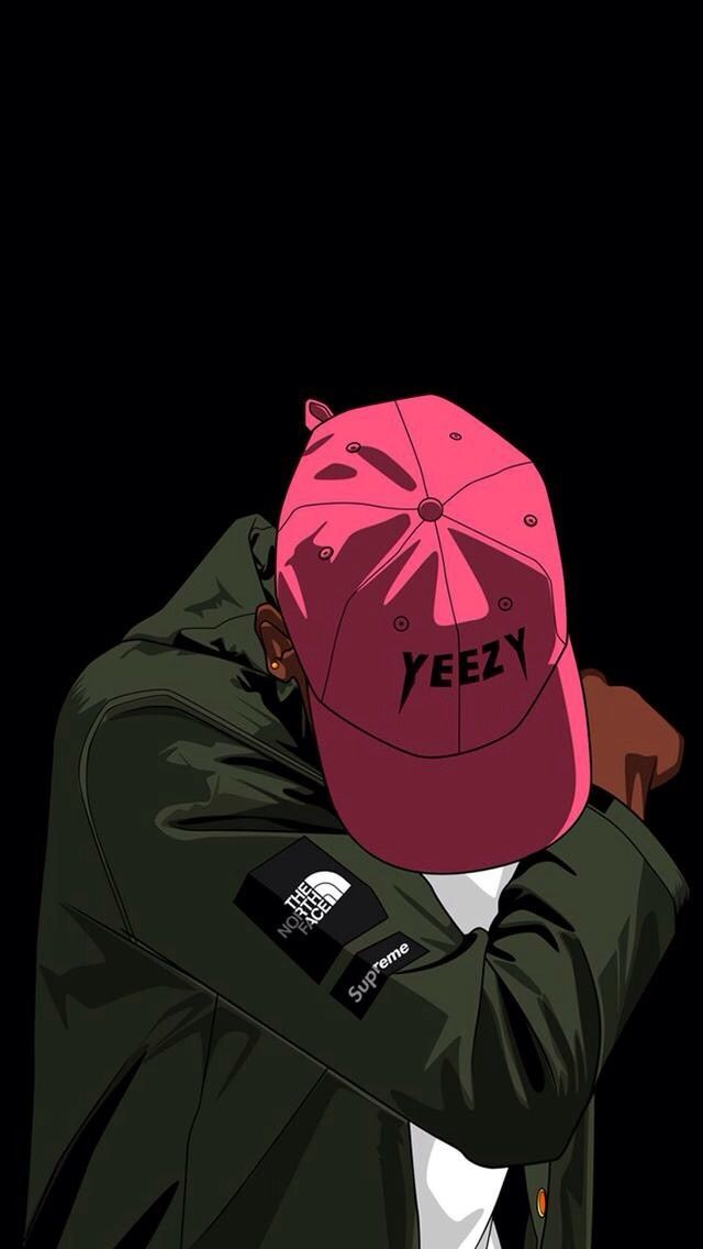I M Having A Hip Hop Marathon And I M Literally Listening To All My Rap Songs Lol This Gonna Take A While Di 2020 Seni Jalanan Seni Jalanan 3d Ilustrasi Karakter