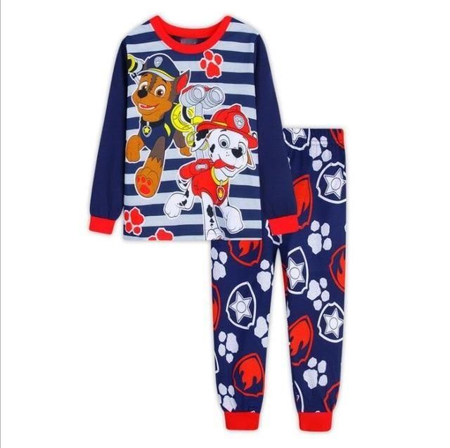 a68a5c52fd1ed 2018 Kids Pijama Boys Pijamas Spiderman Mickey Pyjama Baby Boy Christm –  shoptokids