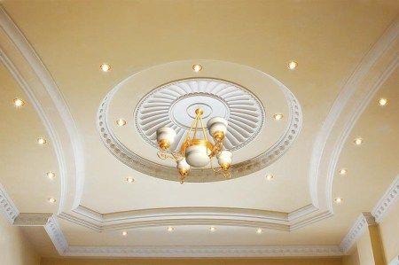 صور كرانيش جبس 2017 ديكورات جبس اسقف بورد سوبر كايرو False Ceiling Design False Ceiling For Hall False Ceiling
