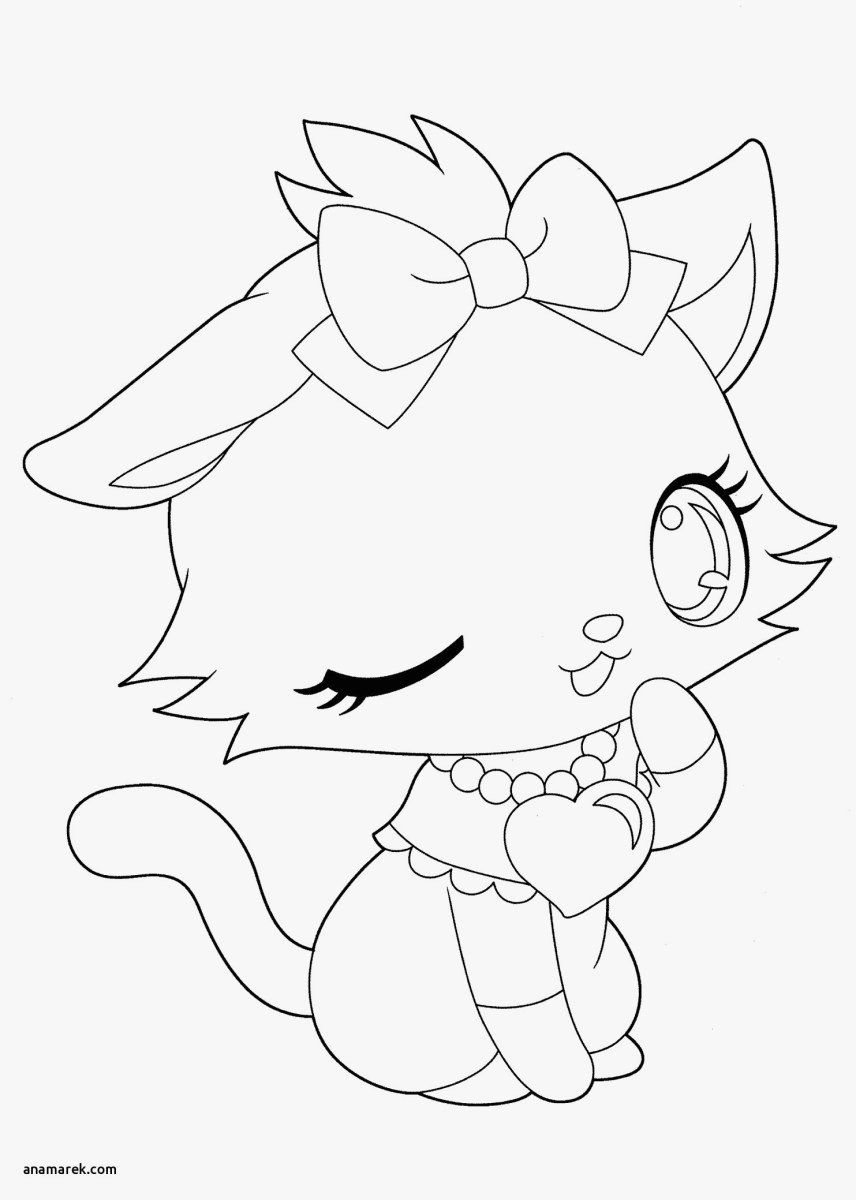 Cute Cat Coloring Pages Kitty Cat Coloring Pages Kitty Cat Coloring Pages Anime In 2020 Kitty Coloring Unicorn Coloring Pages Cute Coloring Pages