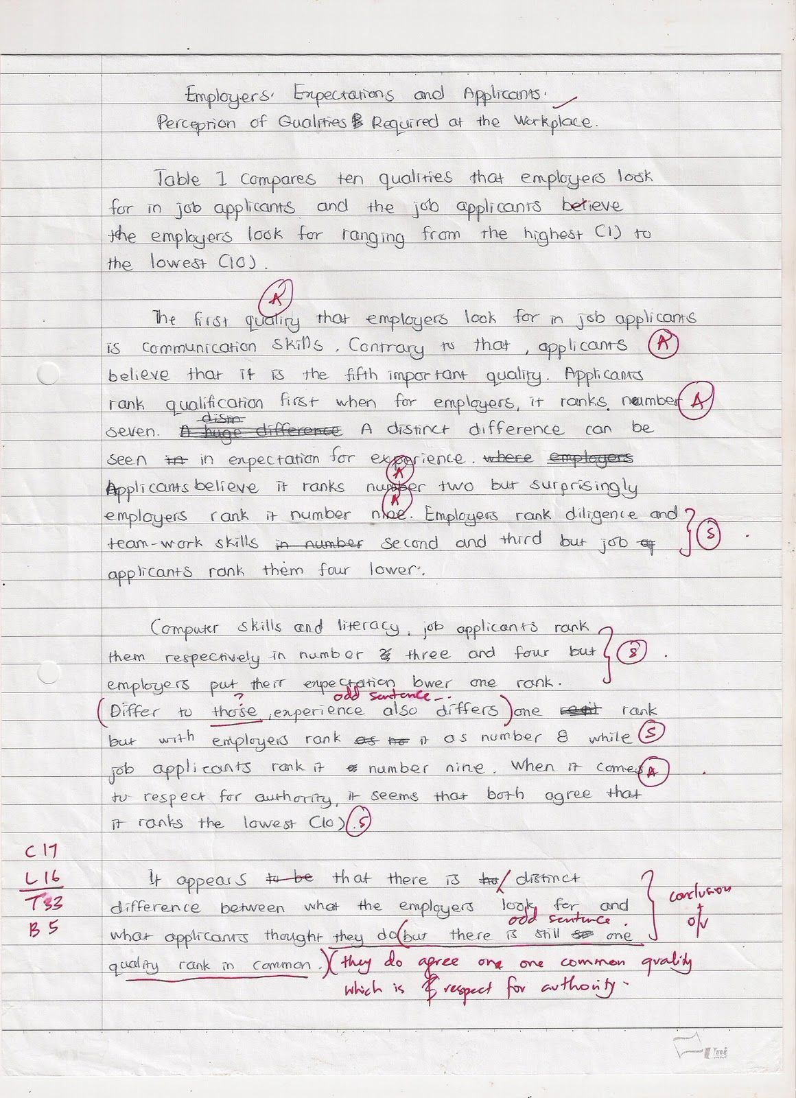 journal essay example