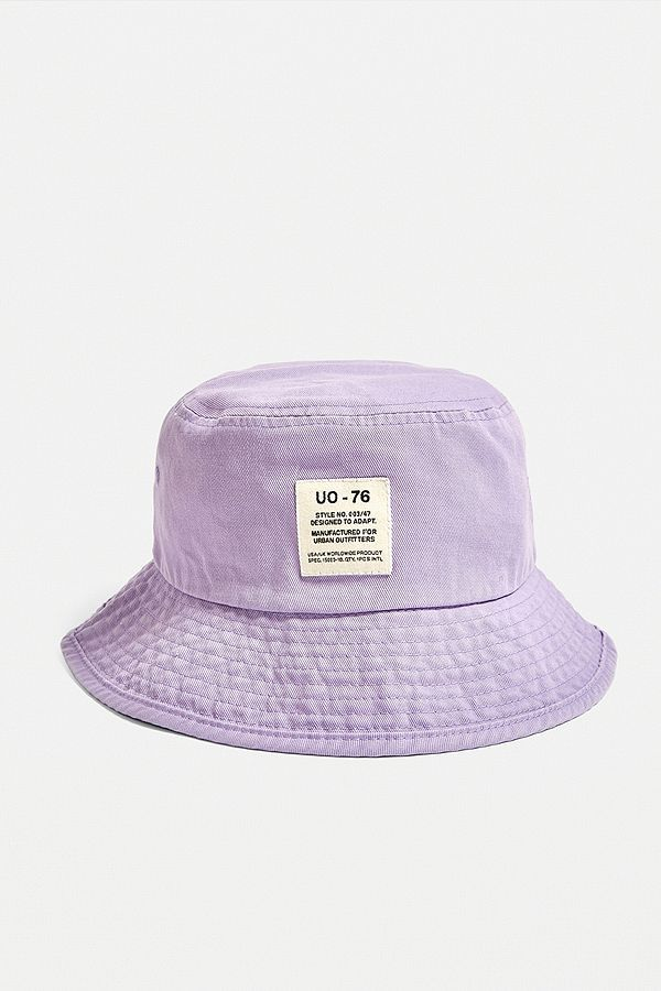 Uo Utility Bucket Hat Bucket Hat Hats Urban Outfitters