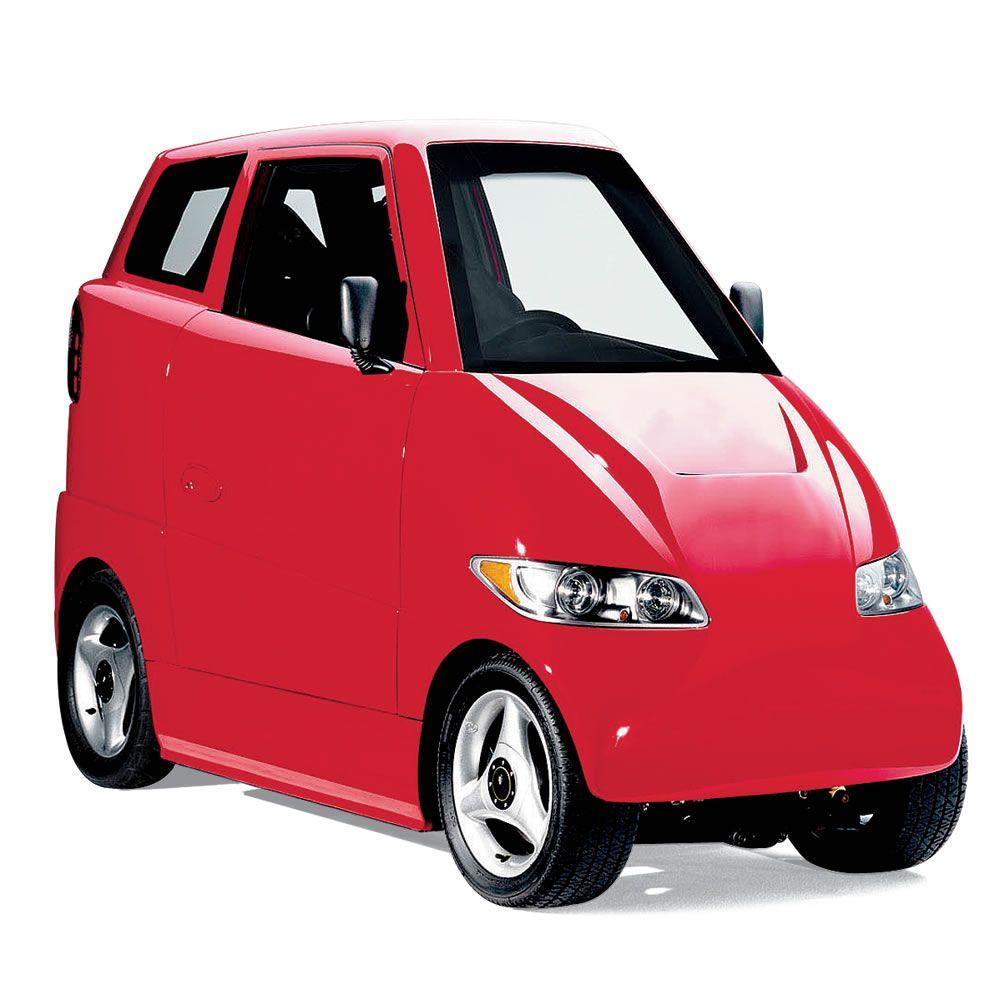 120 MPH Electric Car