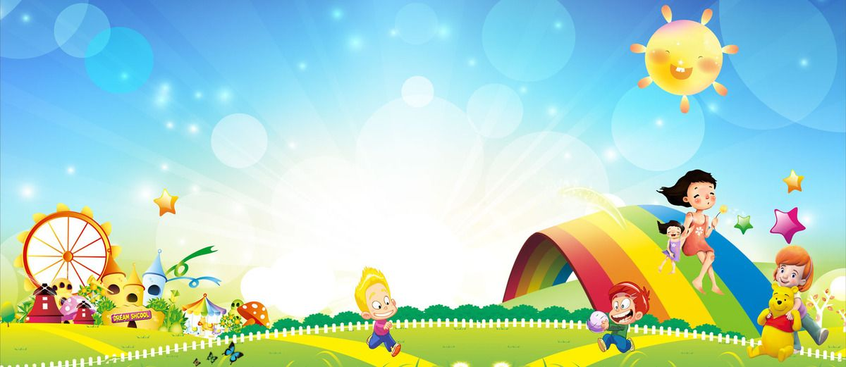 Cartoon Background Cartoon Background Kids Background Background Pictures