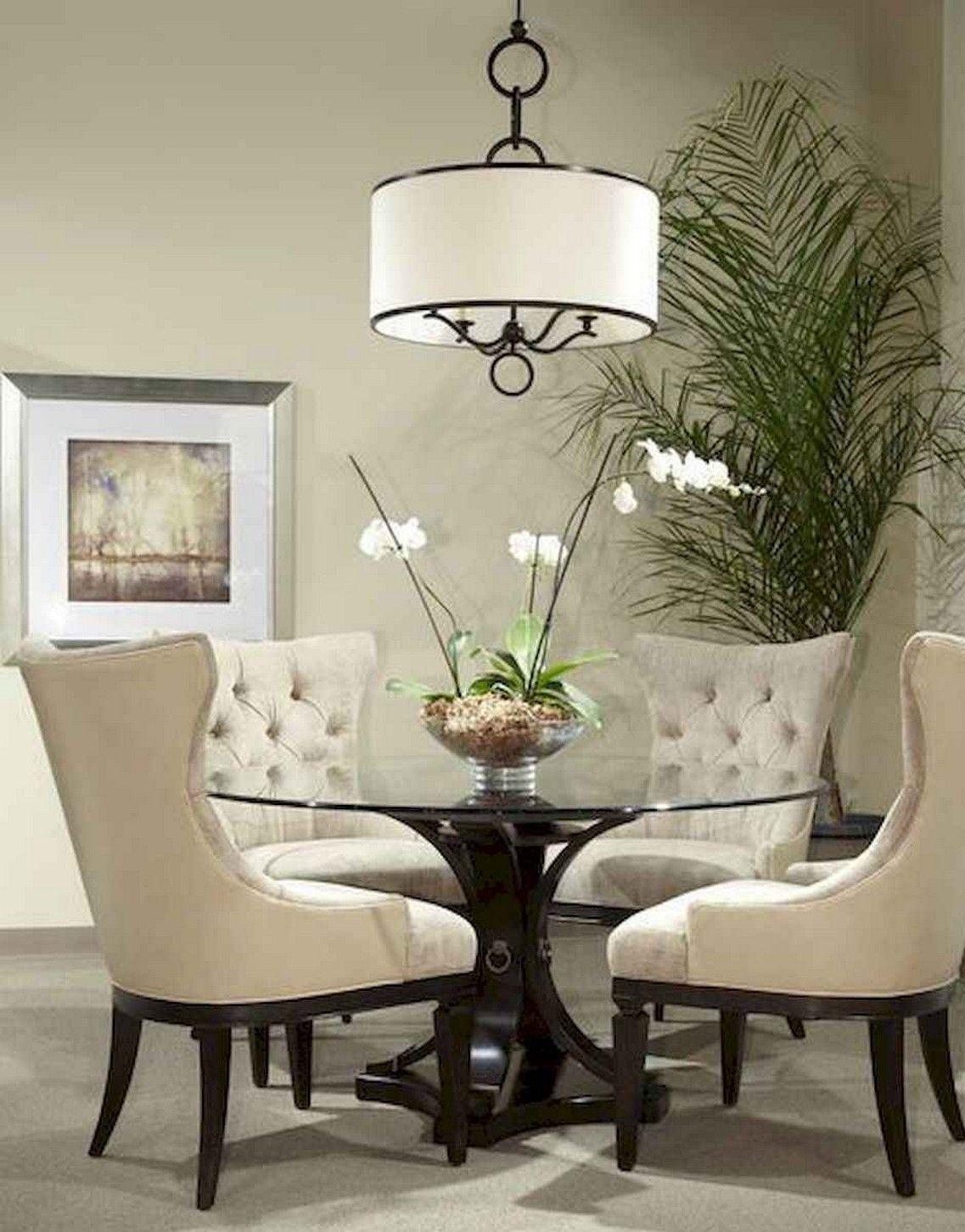 36+ Elegant lighting round dining table Best
