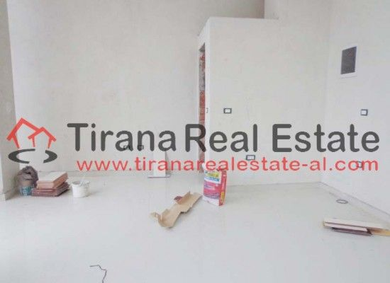 Tirana, for Rent Store at Emin Duraku Street. Store with surface 30sqm is paved in tiles, located on the ground floor of a new building. The store is organized in 1 open space and 1 bathroom. It has glass facade, view from the main road and advertising opportunities. Price 400 Euro/month.