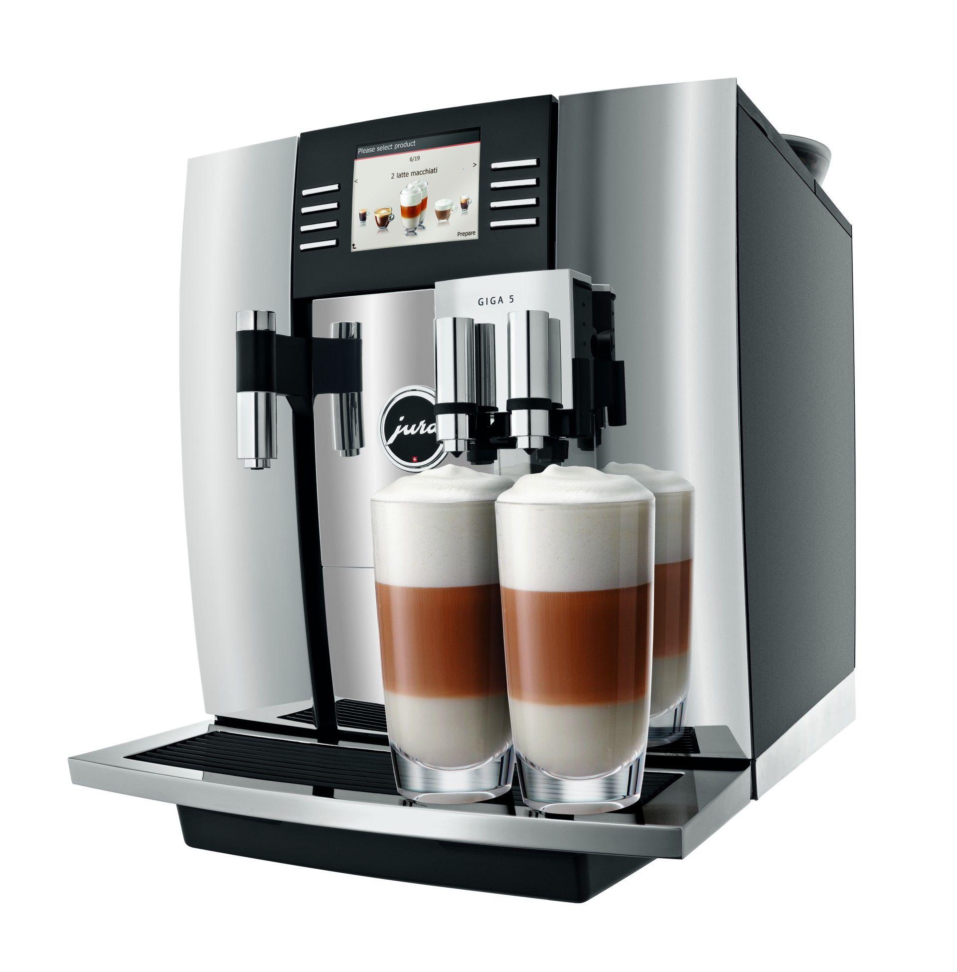 Jura GIGA 5 Кофемашины