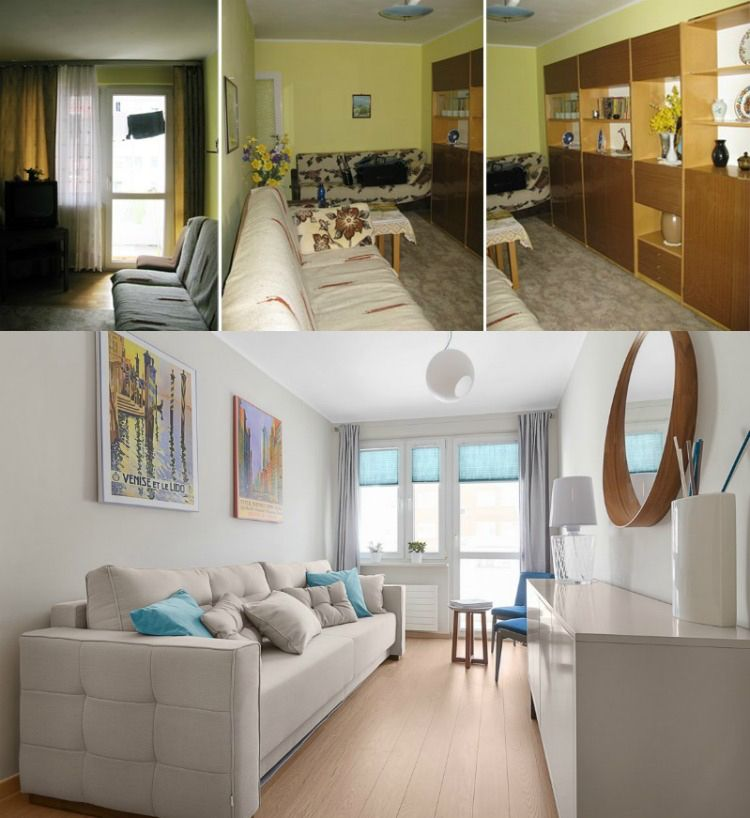 Rénovation appartement – 17 projets en photos avant et après ...