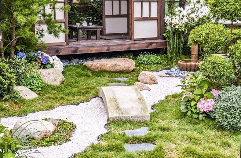 10 Elements of a Zen Japanese Garden #JapaneseGardenTheme ...
