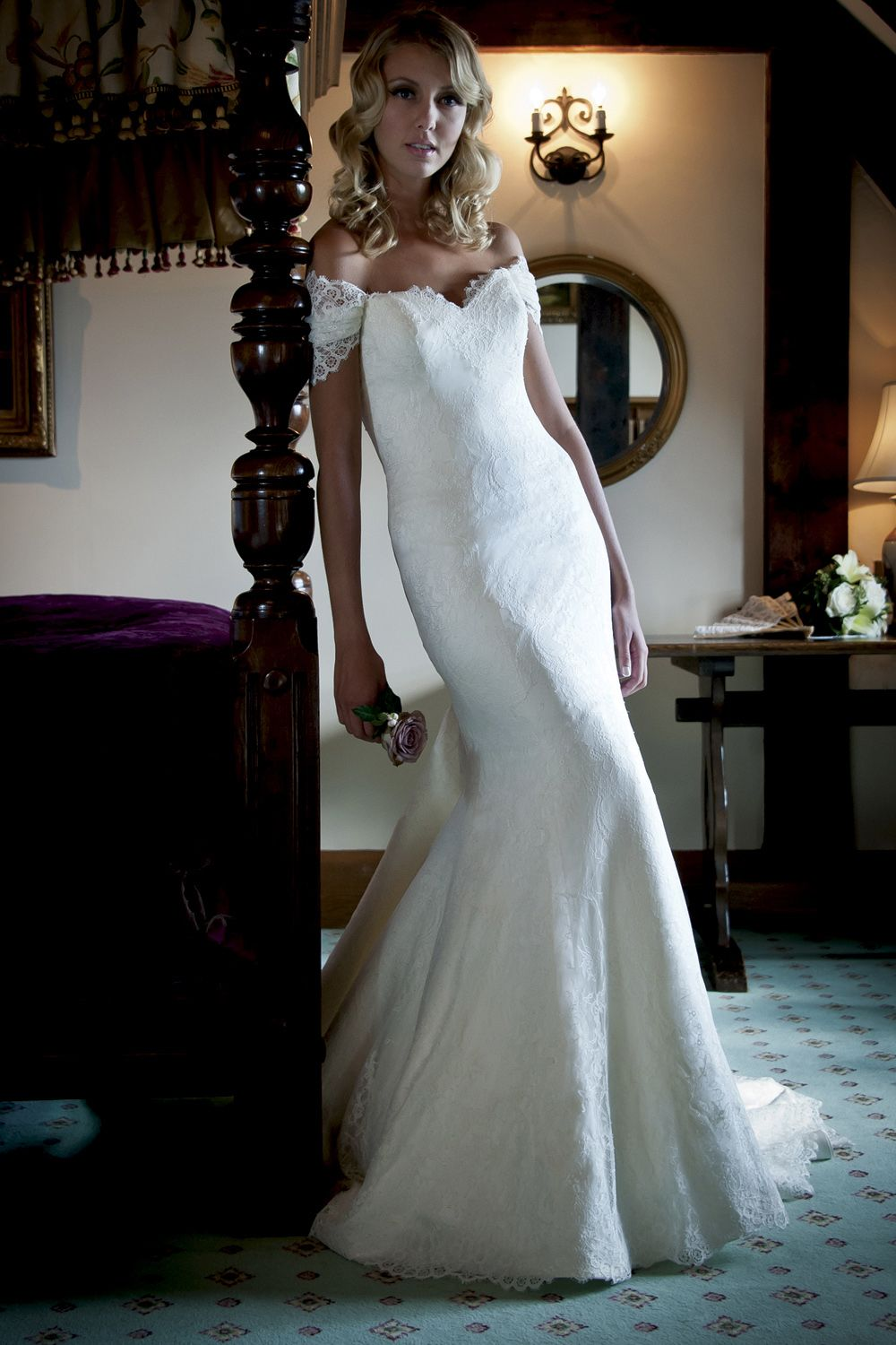 Loving this Augusta Jones bridal gown. Can\'t wait for to host their ...