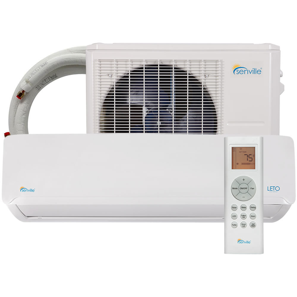 Mini Split Air Conditioner Heat Pump by Senville Quiet