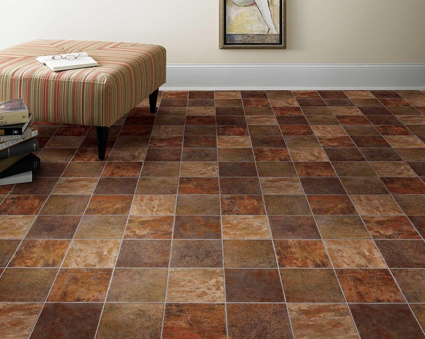 floor design astounding living room decoration ideas using brown - Linoleum Living Room Decor